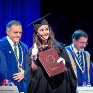 فارغ التحصیلان دانشگاه سملوایز مجارستان